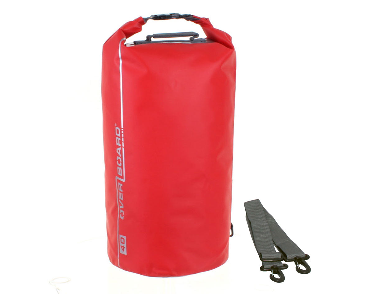 OverBoard Waterproof Dry Tube Bag - 40 Litres | AOB1007R