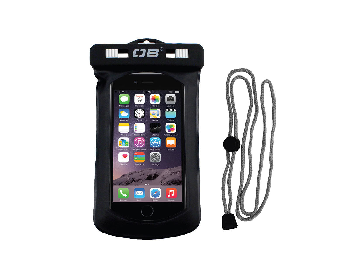 Waterproof Phone Case - Small | AOB1008BLK