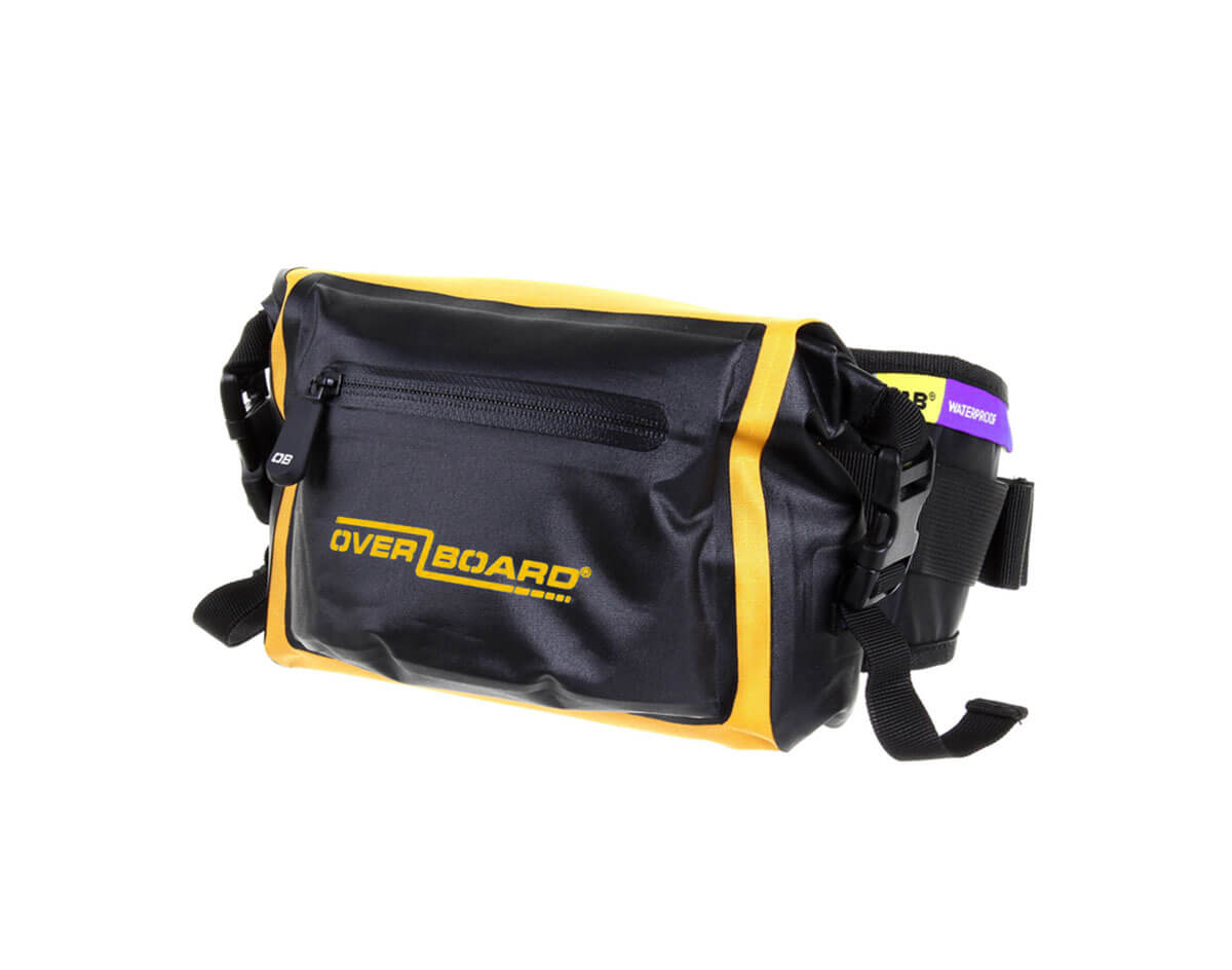 OverBoard Pro-Light Waterproof Waist Pack - 2 Litres | AOB1049Y