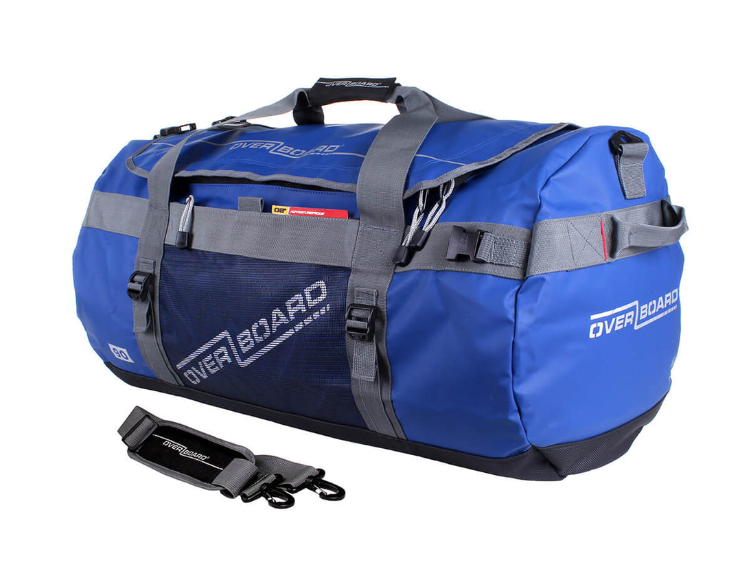 Adventure Weatherproof Duffel Bag - 90 Litres
