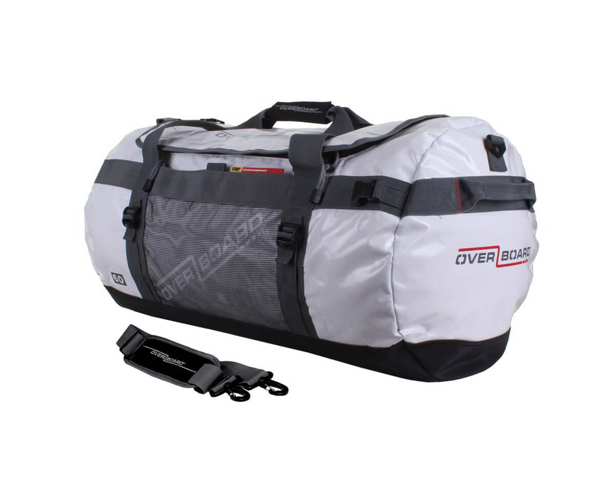 OverBoard Adventure Duffel Bag - 60 Litres | AOB1143WHT