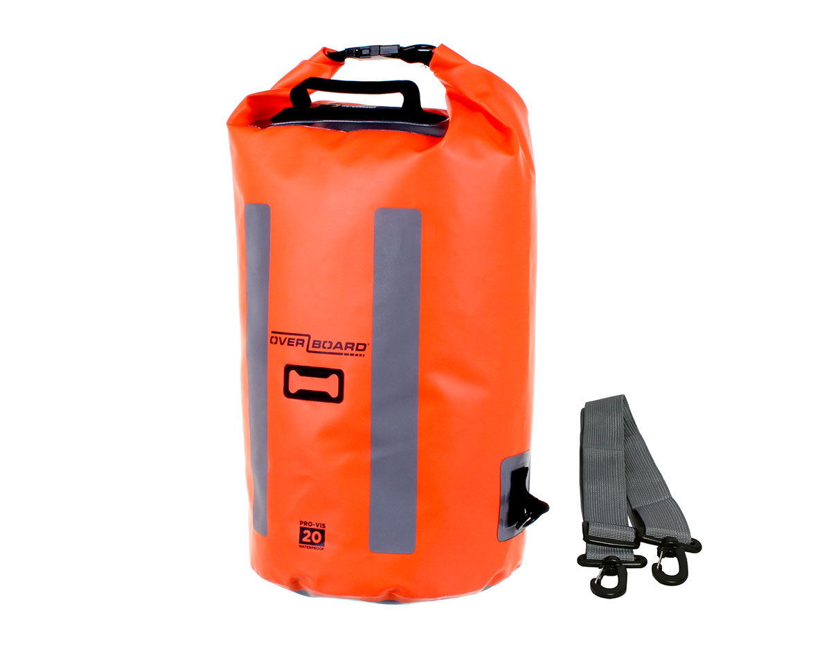 OverBoard Pro-Vis Waterproof Dry Tube - 20 Litres | AOB1148HVO