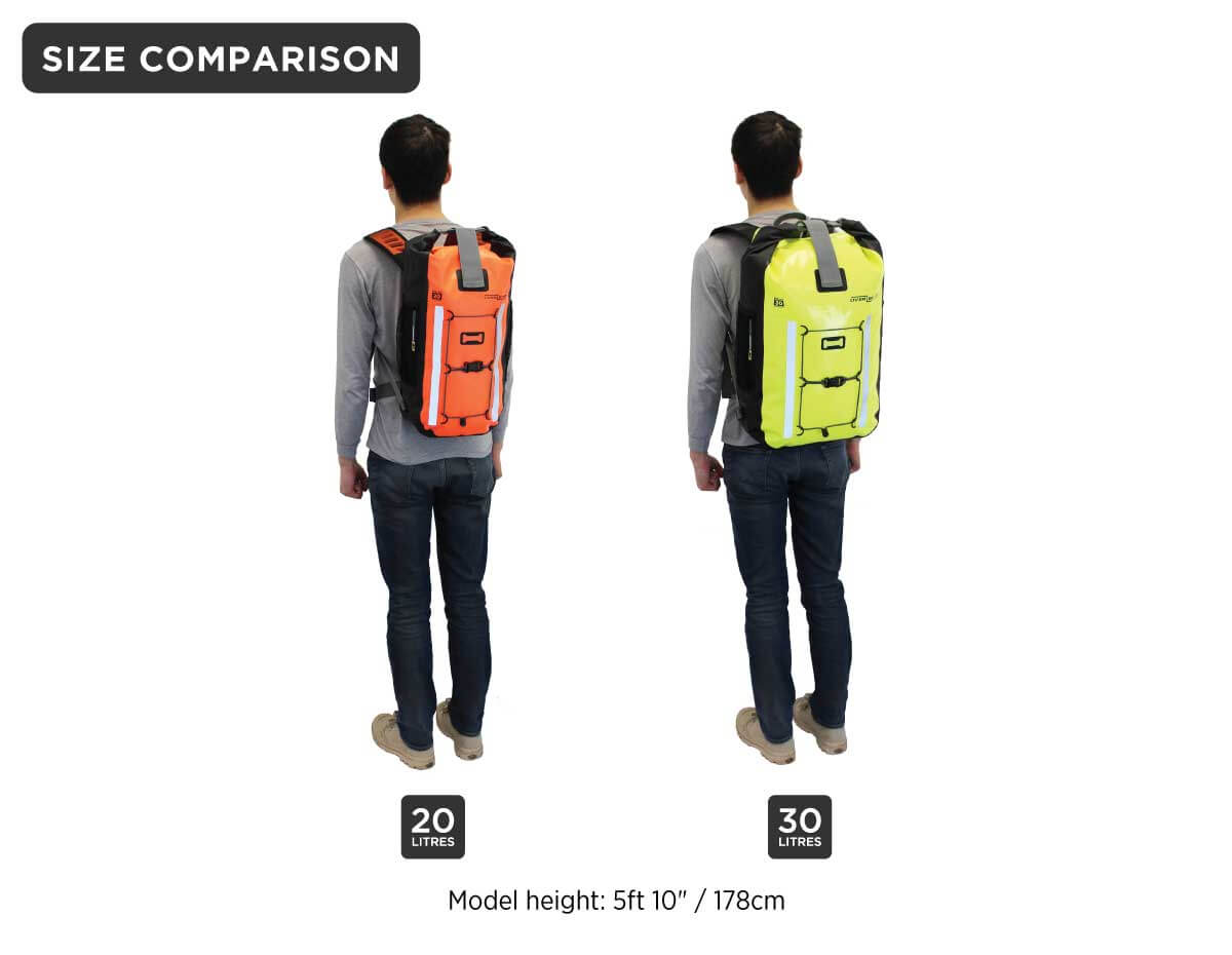 139611e651 Pro-Vis Waterproof Backpack – High-Visibility Waterproof Day Sack ...