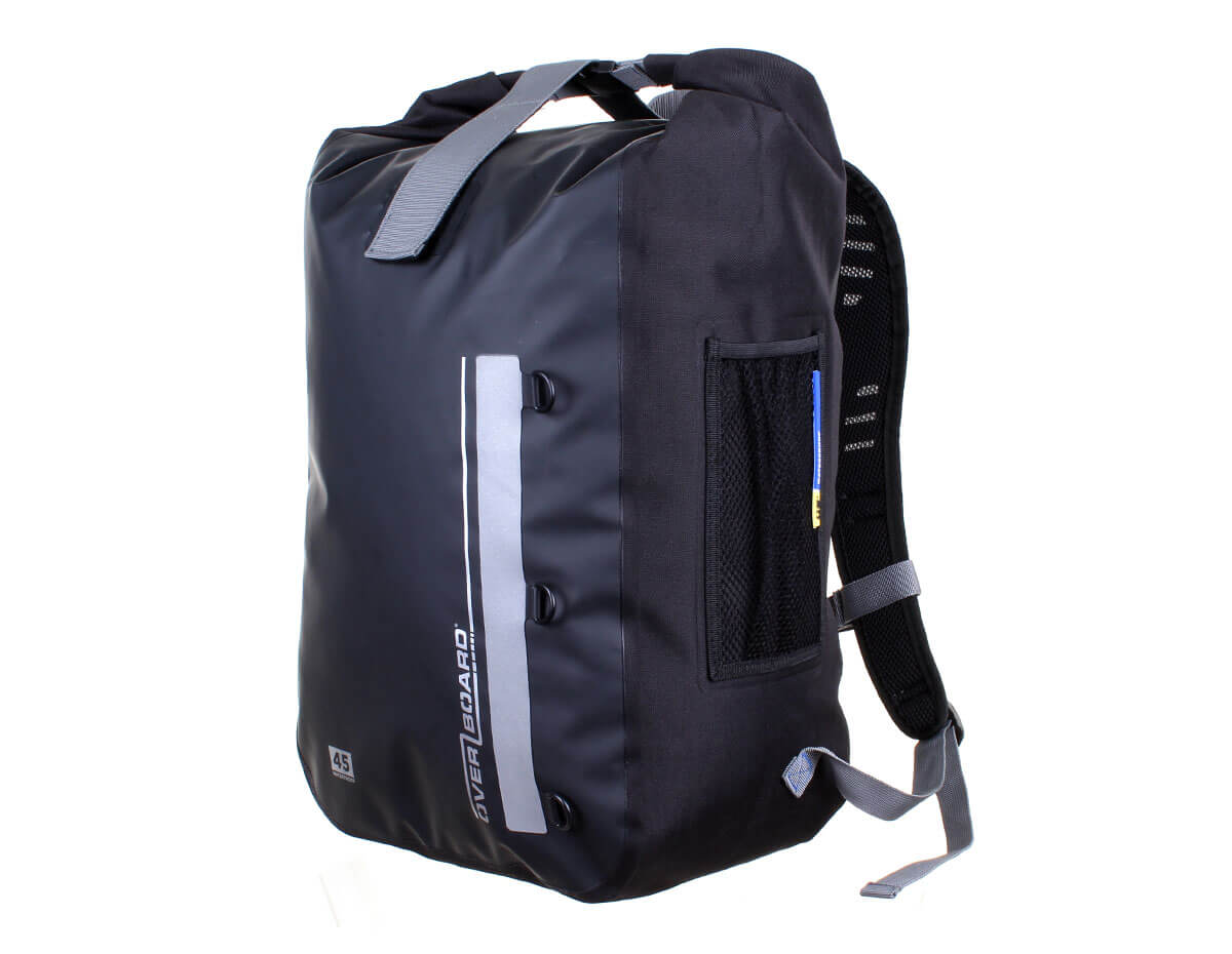 OverBoard Classic Waterproof Backpack - 45 Litres | AOB1167BLK