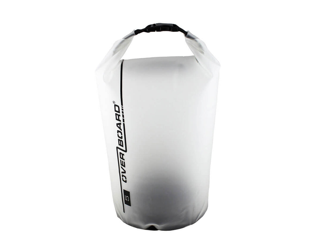 Pro-Light Waterproof Clear Dry Tube Bag - 5 litres
