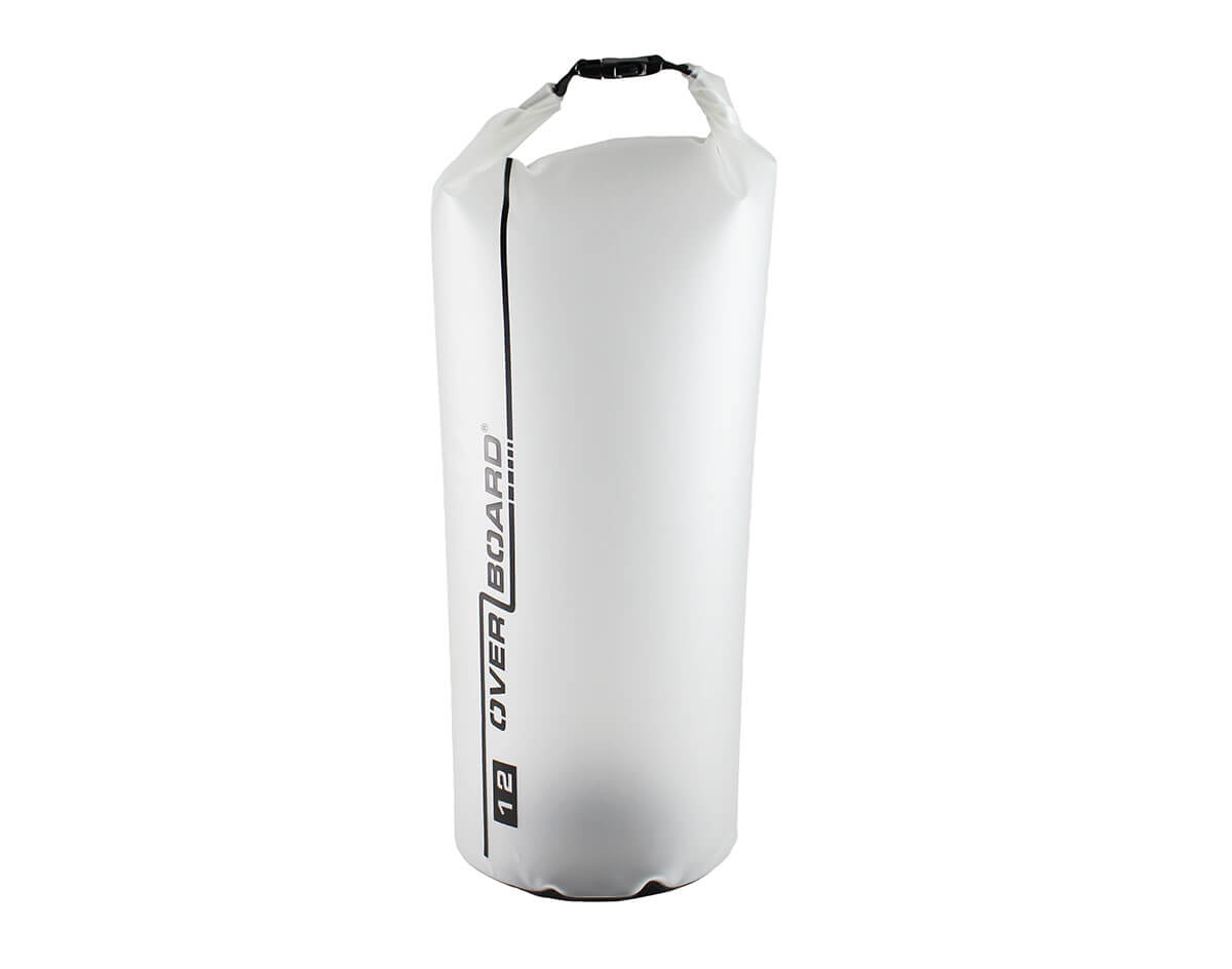 OverBoard Pro-Light Waterproof Clear Dry Tube Bag - 12 litres
