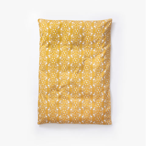 Bird's Song Baby Duvet Set - Mustard