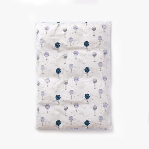 Touch The Sky Baby Duvet - Blue