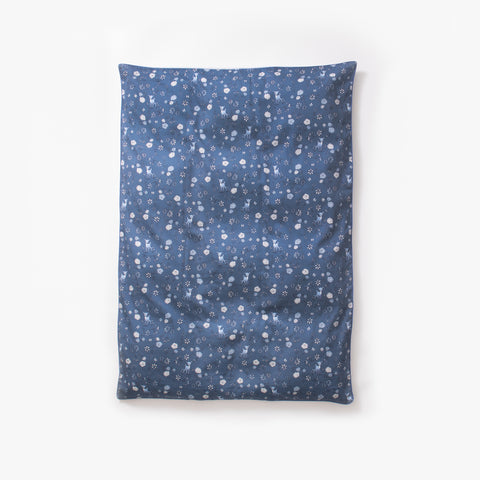 Into The Woodlands Baby Duvet Set - Blue