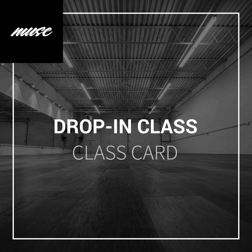 Drop-In Class  |  Class Card