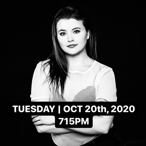 Inter/Adv Heels w/ Janessa Toole | Tuesday, October 20th, 2020 | 715PM