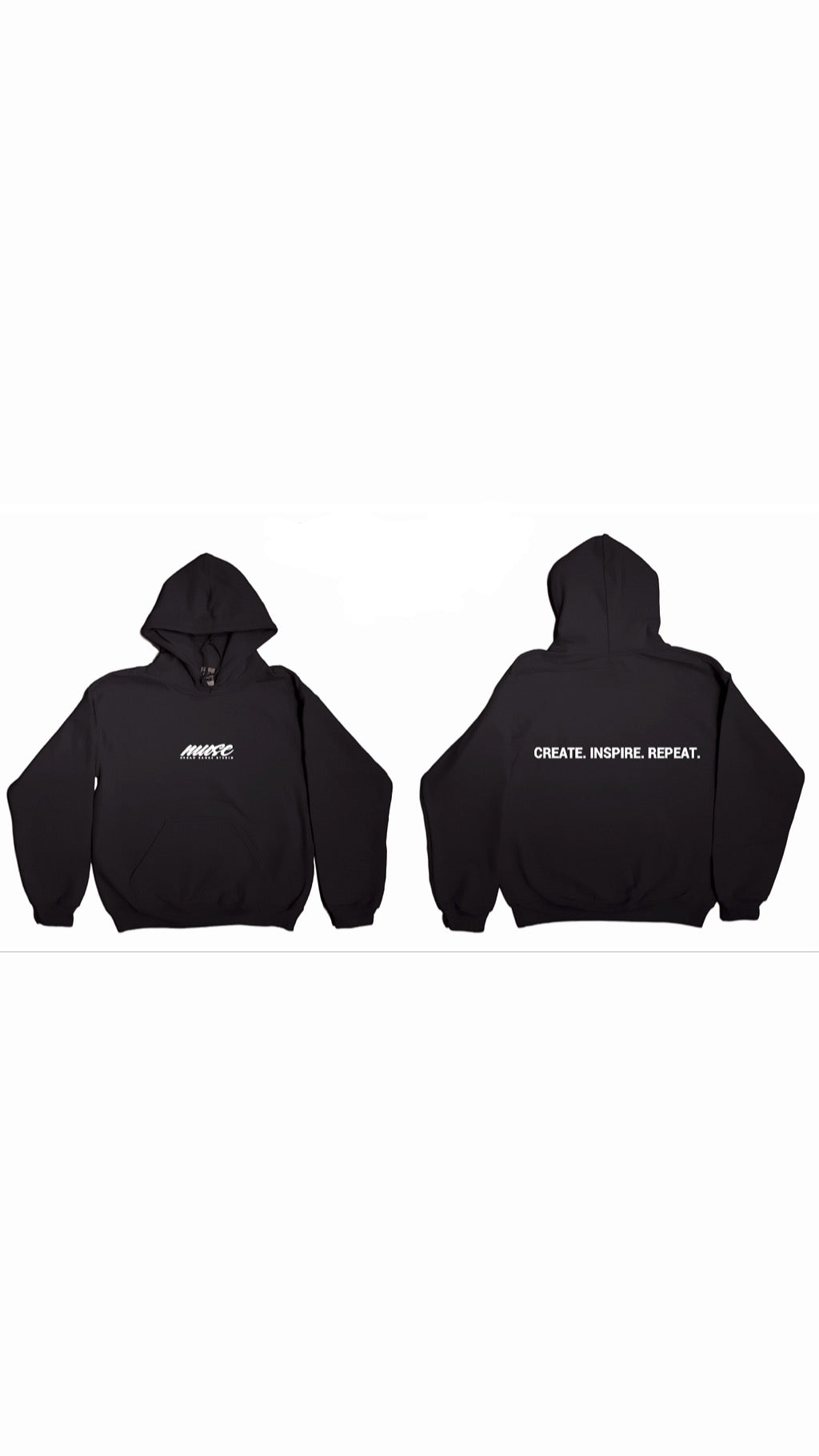 MUSE CORE HOODIE - YOUTH