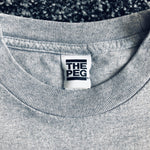 MUSE THRIFT - The Peg Authentic Logo Tee