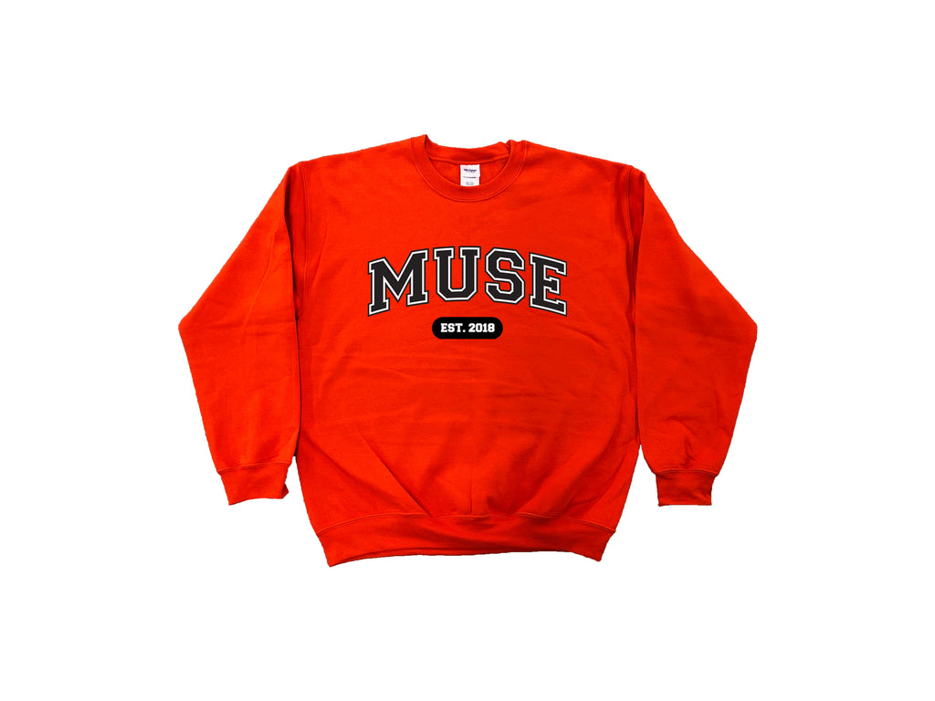 MUSE FALL 19 | Back To School Collection | Adult Collegiate Crew