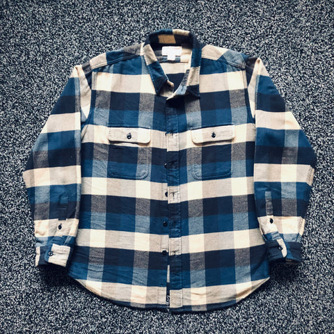 MUSE THRIFT - Filson Flannel Button-Up
