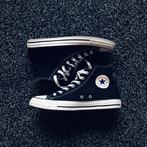 MUSE THRIFT - Converse All-Star Chuck Taylor Hi