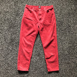 "MUSE THRIFT - BDG ""Dad Fit"" Corduroy Pants"