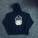 MUSE THRIFT - STAR WARS Darth Vader Graphic Hoodie