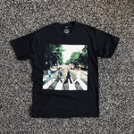 "MUSE THRIFT - The Beatles ""Abbey Road"" Graphic Tee"
