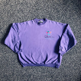 MUSE THRIFT - Vintage 90s Oasis Originals Crewneck