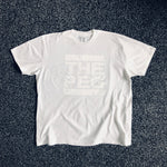 MUSE THRIFT - The Peg Authentic Monochromatic Logo Tee