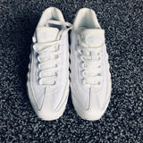 MUSE THRIFT - NIKE Air Max 95 Triple White