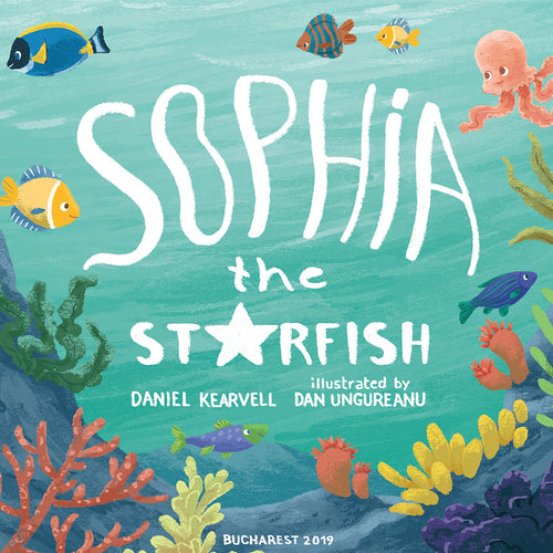 Sophia the Starfish Deluxe Package