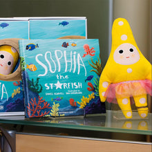 Load image into Gallery viewer, Sophia the Starfish Deluxe Package