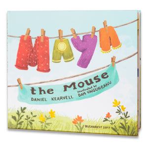 Maya the Mouse book