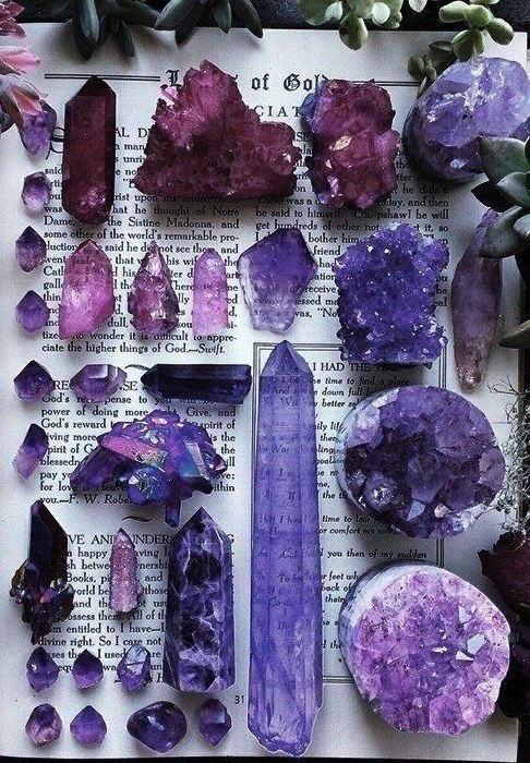 Using crystals for energy healing
