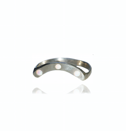 Joy Ring Band - Sterling Silver