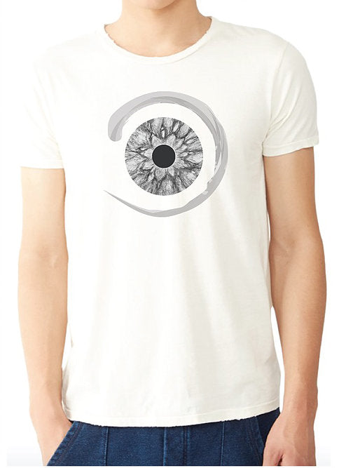 Circle Swoosh Eye Tee-Apparel-RhysKelly.com
