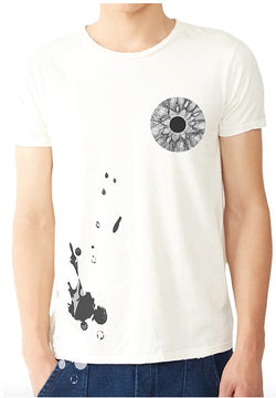 Splatter Eye Tee-Apparel-RhysKelly.com