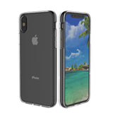 Clear Gel Back Case For iPhone 11/ 11 Pro/ 11 Pro Max/ XR/XS Max/XS/X/8/7/6 Plus/5/5S/5C - Compas Shopping