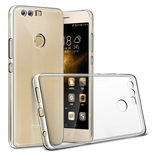 Transparent Slim Clear Back Gel Case Silicone TPU Skin Cover For Various Huawei Phone Models - Compas Shopping