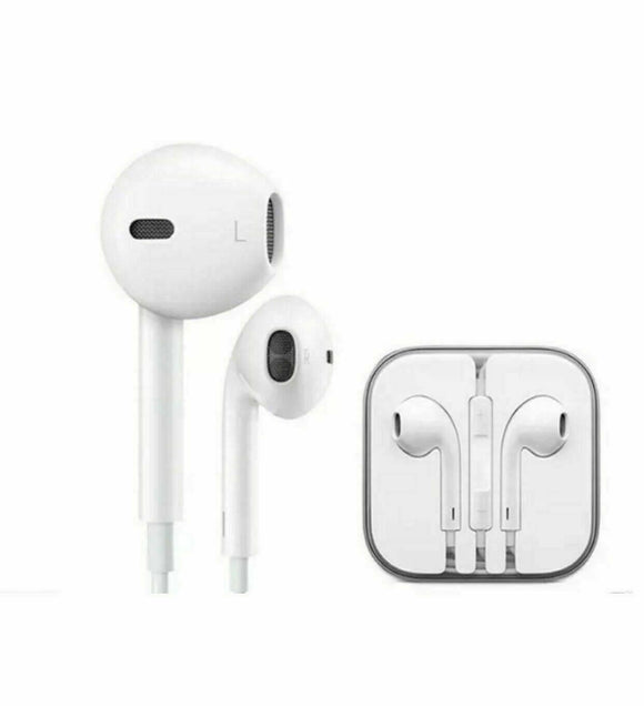 New Earphones Headphones For iPhone 6s/ 6/ 5c/ 5 5S/ 5SE/ iPad Handsfree iPod - Compas Shopping