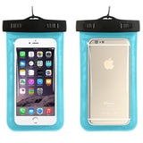 Waterproof Underwater Universal Phone Cover Case Dry Bag Pouch For iPhone/ Samsung - Compas Shopping
