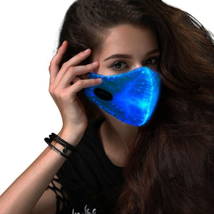 Fiber Optic Mask