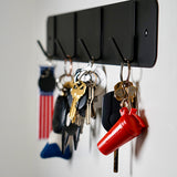 SHAKER SOAP KEY CHAIN - RED