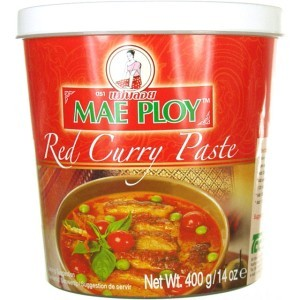 Mae Ploy Curry Paste Red 1kg