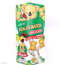 Lotte Koalas Chocolate Family Pack 195g