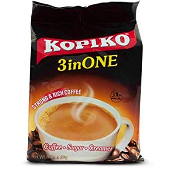 Kopiko 3 in 1 Coffee Original 20g x 30pk