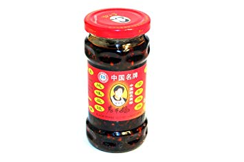 Laoganma Black Bean Chilli Sauce 280g