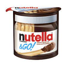 Nutella & Go Breadsticks 48g
