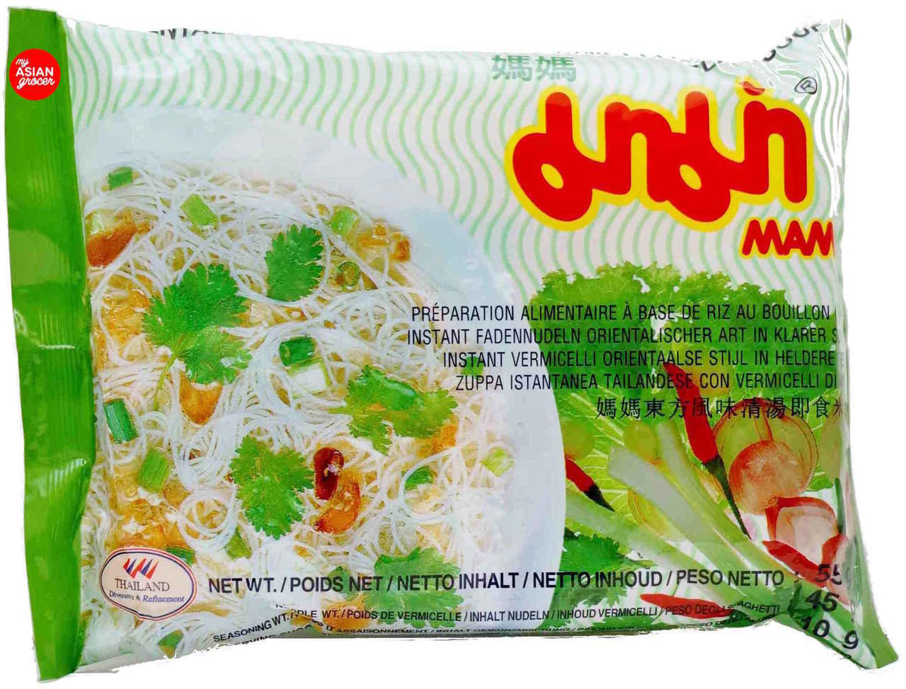 Mama Rice Vermicelli Clear Soup 55g x 30pk