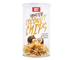 TCC Roasted Coconut Chips 30g