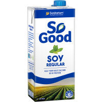 Sanitarium So Good Soy Milk Regular Long Life 1L