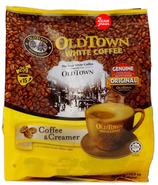 Old Town Coffee 2 in 1 Creamer 375g