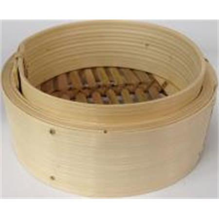 Bamboo Steamer Base 7inch 1ea