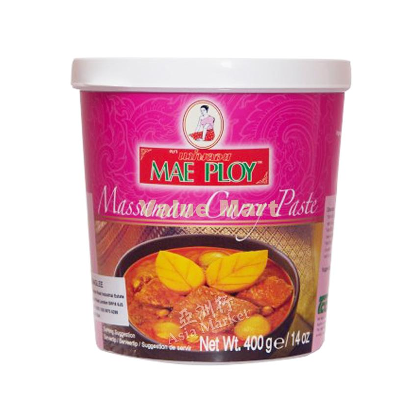 Mae Ploy Curry Paste Massaman 400g